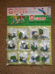 Soccer Stars shop display