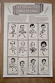 Sutton United cigarette cards