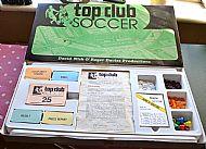 Top Club Soccer green box