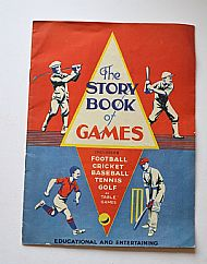 The Cup Final game book