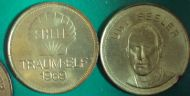 Coin close ups