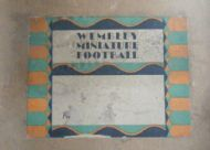Wembley Miniature game