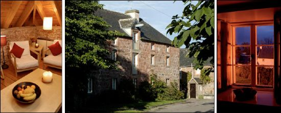the old brewery cromarty