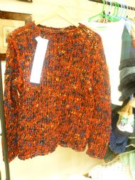 Hand Knit Jumper