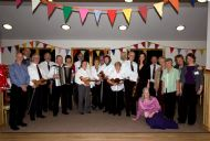 Hall Committee and Fiddlers