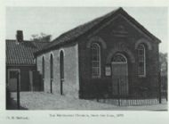 Methodist Church 1972