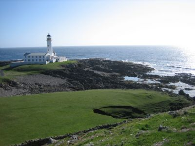 South Lighthouse: Fair Isle - a great place to stay