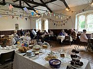 flower festival teas weare churchroom june 2019