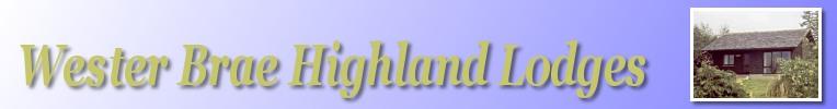 Wester Brae Highland Lodges
