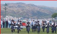 Lochalsh Junior Pipe Band