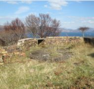 The AA Battery at Cnoc na Loch