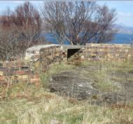 AA Battery at Cnoc na Loch