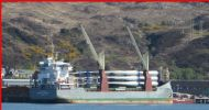 Vectis Osprey at Kyle of Lochalsh
