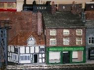 tudor period building