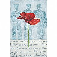Remembrance Poppy 1 (Servicemen)