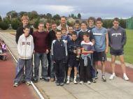 Halliburton Male League Winners 2004 - 5 in a row