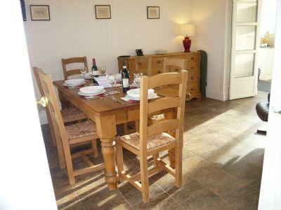 tigh an eilean dining room