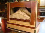 35 note street organ