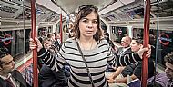Top Photo Travel Award<br>Tube Strangers
