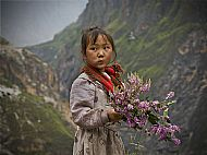 Alan Gawthorpe Award<br>Chinese Mountain Girl