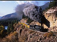 Robert Fulton Award<br>Steam In The Rockies