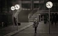 Alastair Cochran Award<br>Commuter Time