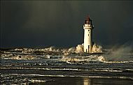 Open Colour, Silver Medal<br> Perch Rock Lighthouse