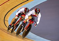 Open Colour, Gold Medal<br>Japanese Team Sprint