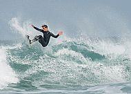 Open Colour, Silver Medal<br>Sennen Surfer