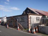Dunaverty Hall - Demolition