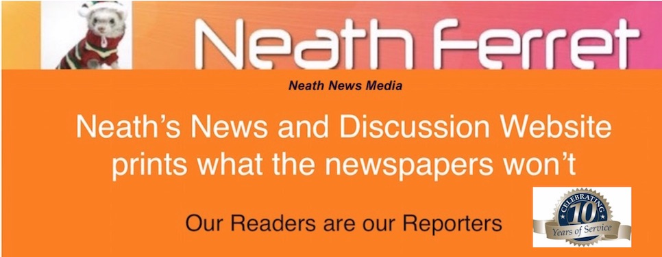 Neath Ferret Readers Letters Twitter Chat