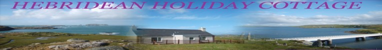 HEBRIDEAN HOLIDAY COTTAGE