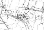 Map of Clapham 1887