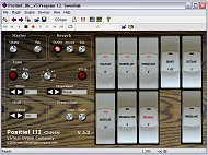 l'orgue couperin virtual pipe organ module with 8 voices for use with vst and midi