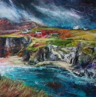 Facing the elements, Durness