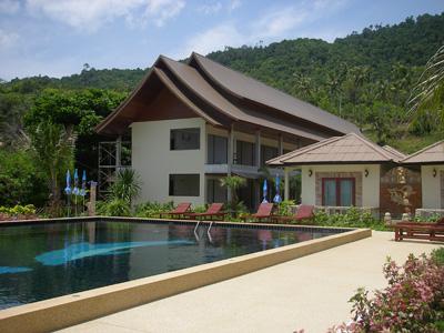 star light resort, thong nai pan yai