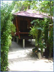 dolphin bungalows, thong nai pan yai
