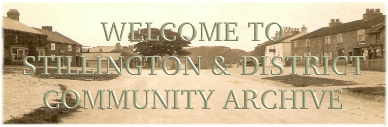 stillington community archive