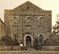 The Old Methodist Chapel in Main Street date unknown.