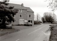 1999 A view of the of the front of the Mill