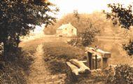 c1937 The Mill Dam.