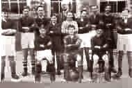 Stillington School Football Team 1952