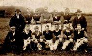 Football Team c1930.