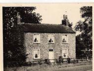 Halfmoon Cottage c1960.