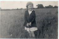 Muriel aged 5