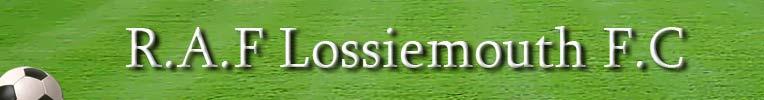 R.A.F Lossiemouth F.C