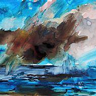 Storm Cloud Passing