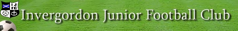 Invergordon Junior Football Club