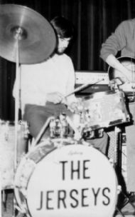 Sixties drumstellen