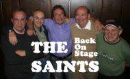 THE SAINTS BACK ON STAGE OP BTTS 2010
